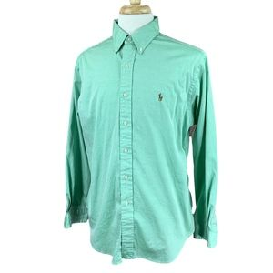 Ralph Lauren Men's Classic Fit Shirt 16.5 34/35